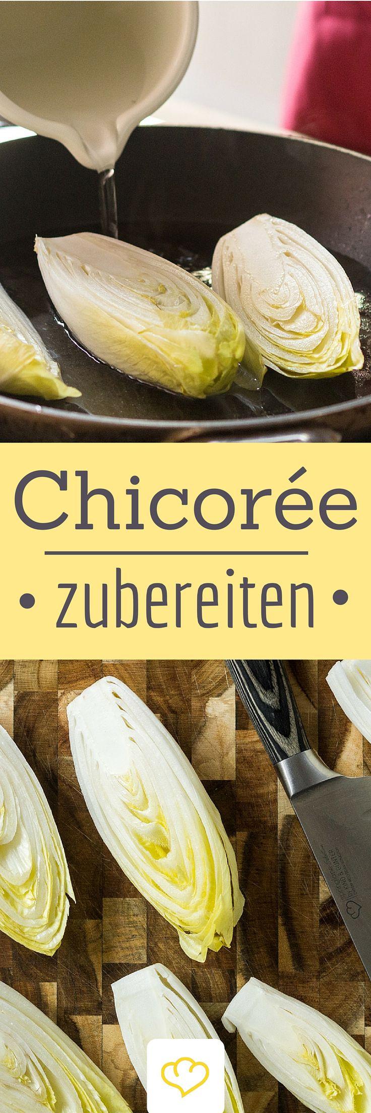 Die einen lieben Chicorée wegen seiner Bitterstoffe, die anderen lassen ihn genau deswegen links liegen. Wir haben die besten Tipps & Tricks für Chicorée zusammengetragen mit denen selbst die, die ihn bislang verschmäht haben, lieben werden!