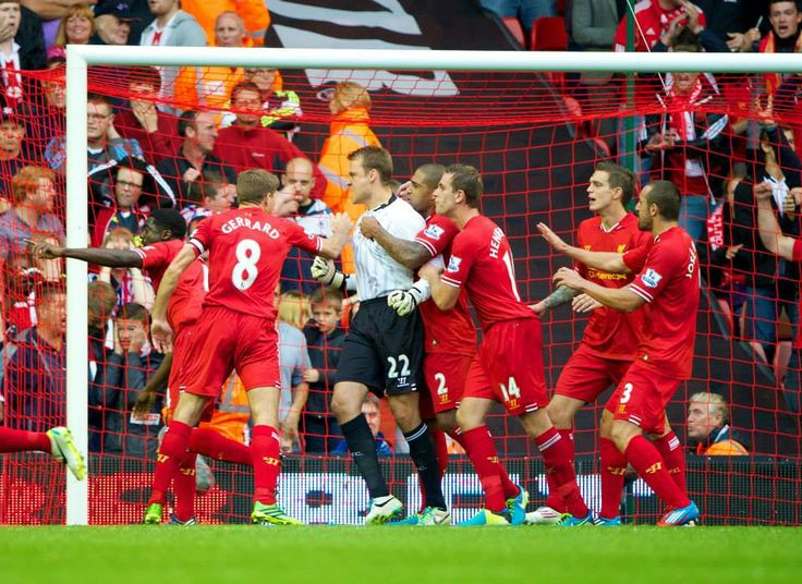 Hero of the Day. Simon Mignolet, a great double save from Walters pen - after a nervous first half!