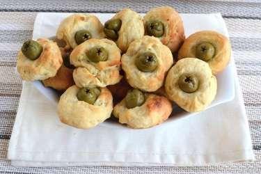 » Bocconcini alle olive Ricette di Misya - Ricetta Bocconcini alle olive di Misya