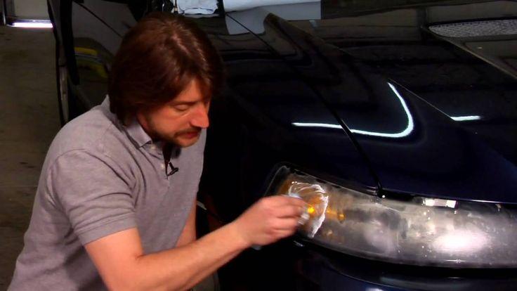 Car Repair & Maintenance : How to Fix Foggy Headlights