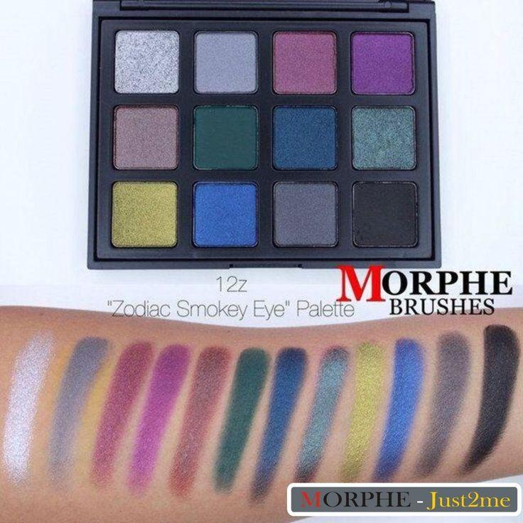 Hot Morphe PICK ME UP 12 Colors Eyeshadow Palette 12S 12NB 12Z Waterproof Makeup #Unbranded
