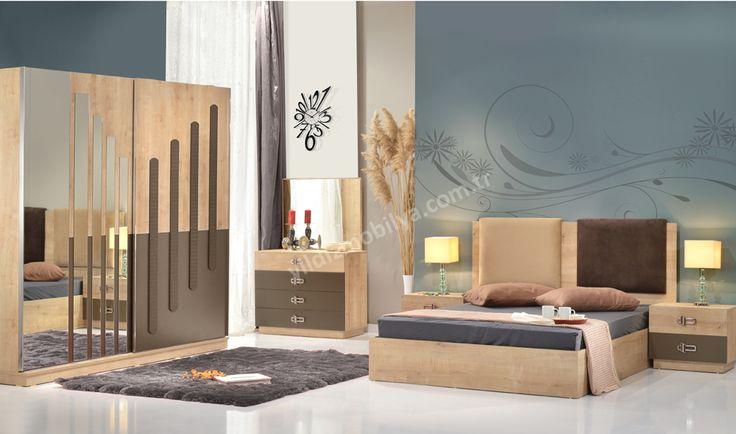 Paris Yatak Odası En Güzel Yatak Odası Modelleri Yıldız Mobilya'da #bed #bedroom #avangarde #modern #pinterest #yildizmobilya #furniture #room #home #ev #young #decoration #moda       http://www.yildizmobilya.com.tr/
