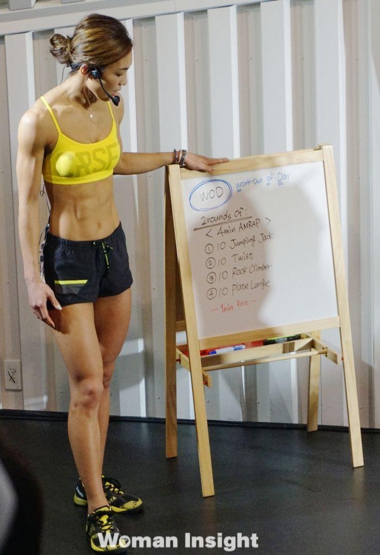 超ハードだけど効果抜群!中村アンが実践しているトレーニング方法を大公開 #中村アン #トレーニング