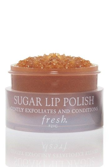 Free shipping and returns on Fresh® Sugar Lip Polish at Nordstrom.com. What it is: A gentle conditioning exfoliant that leaves lips incredibly soft and smooth.Who it's for: All skin types.What it does: Its formula features brown sugar crystals, which are natural humectants that prevent moisture loss and buff away dry flakes, while shea butter and jojoba oil nourish skin.Research results:In an in-vivo test:- 100% of participants reported healthier-looking, softer lips.- 97% of participants...