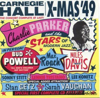 Isabel is a big fan of jazz great Charlie Parker.