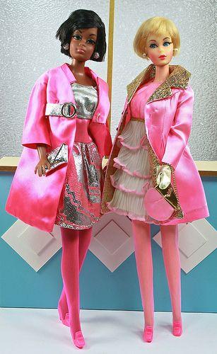 363 best barbie mod era fashions images on pinterest vintage silver n satin and pink premier sciox Images