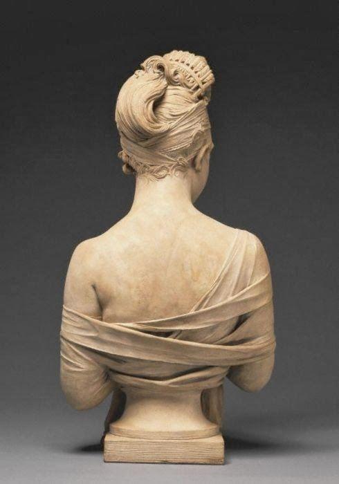 HOME & GARDEN: 20 idées de bustes décoratifs - Bust of Madame Recamier