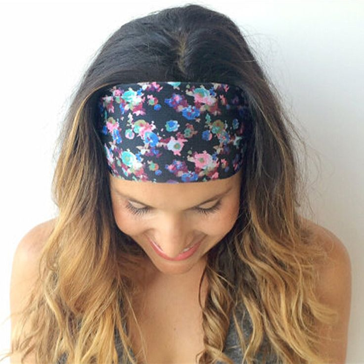 Floral Headband //Price: $7.95 & FREE Shipping //     #hairsaleshop #hairaccessories