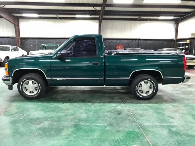 1996 Chevrolet C1500 1996 Chevrolet C1500 Silverado Short Bed Pickup For Sale Oldride Com Chevrolet Classic Gmc Silverado