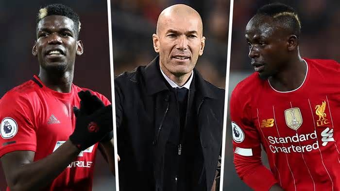 Real Madrid Transfer Targets Pogba Mane Players Linked With The Club Get The Latest News For Realma In 2020 Real Madrid Transfer Real Madrid Real Madrid Football