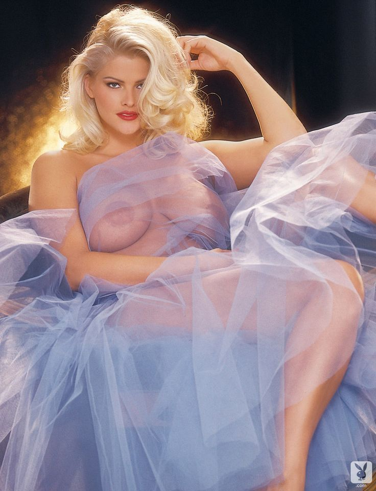 Naked anna nicole smith bbw