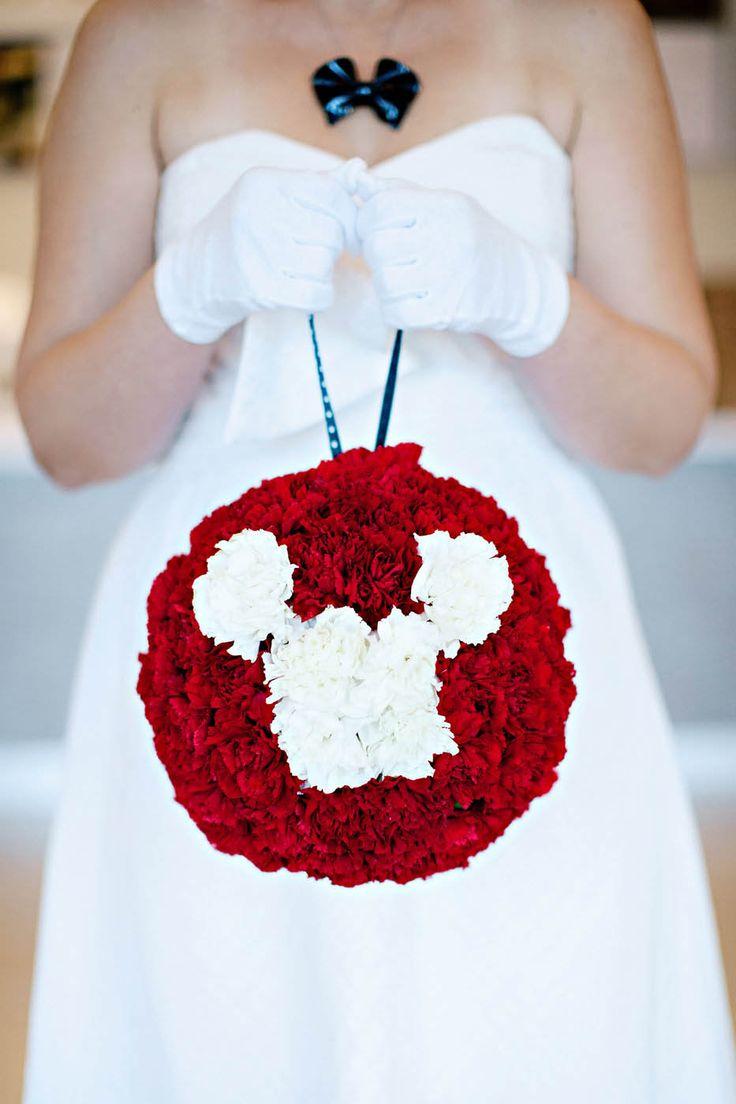 Fantasy Theme Wedding Ideas - Retro Disney Wedding Inspiration · Rock n Roll Bride