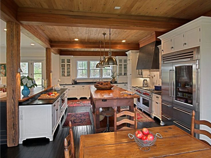 Don't Avoid Rustic Kitchen Decorations5
