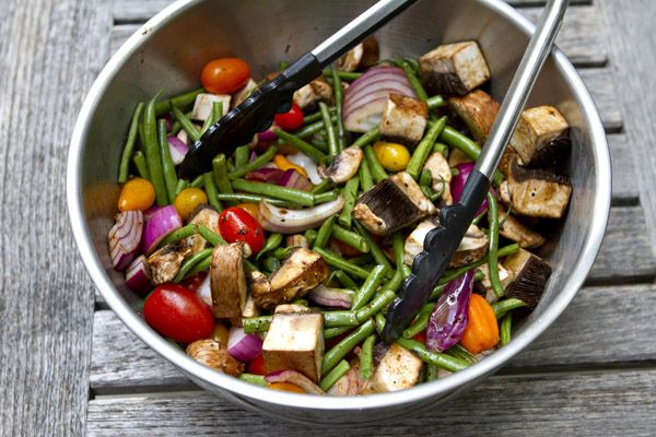 Balsamic Grilled Vegetables | 38 Grilling Recipes That Will Make You Want To Be Vegetarian