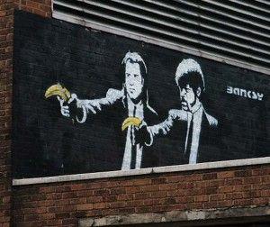 banksy-graffiti-street-art-pulp-fiction
