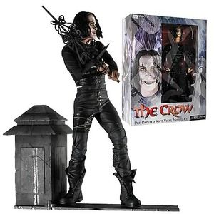 The Crow, Vinyl Model Figurine  Brandon lee