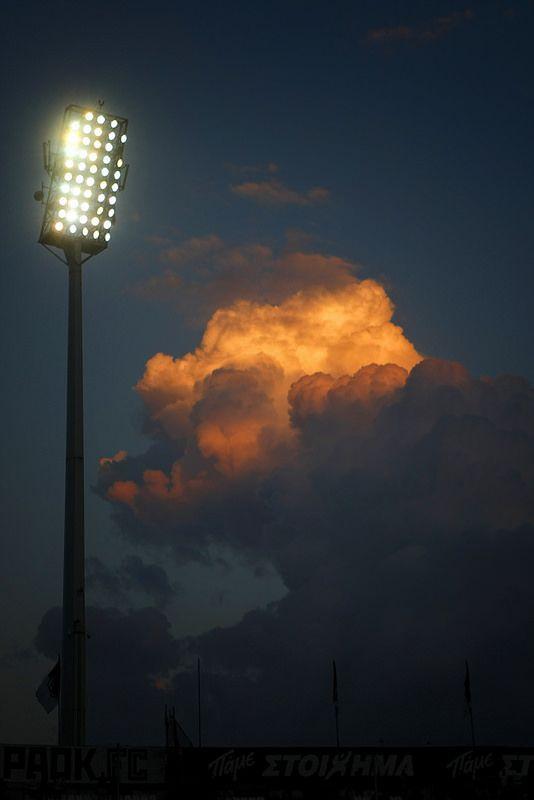 Paok Fc Toumba Stadium