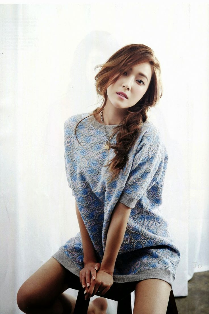 Jessica Jung SNSD - Harper's Bazaar Magazine May Issue 2014