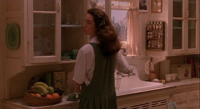 "Oh I wish I had a hidden conservatory greenhouse in our apartment, like the one in the film, "" Green Card "", in which, Andie MacDowell's ch..."