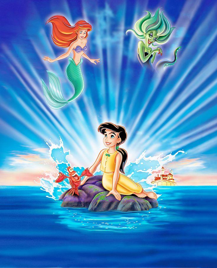*THE LITTLE MERMAID II: Return to the Sea, 2000   The ...