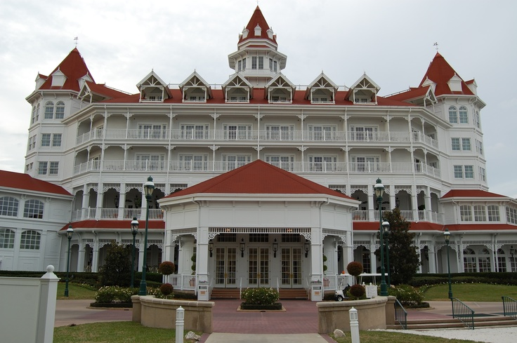 Grand Floridian Resort and Spa at Disneyworld - Loved it there, but not worth the price I think.