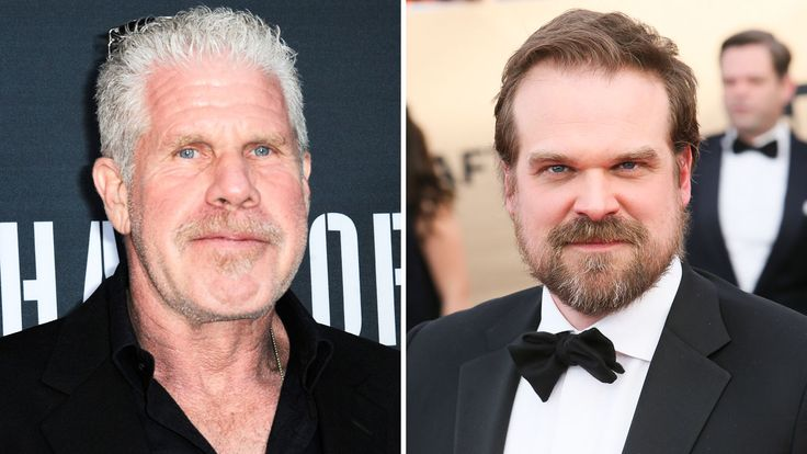 """Good luck kid! Signed, the Babe.""    Two Hellboys walk into a restaurant…  On Tuesday, Ron Perlman posted a photo of himself and his Hellboy film successor David Harbour having dinner together, which apparently was arranged by comic and all-star nerd, Patton..."