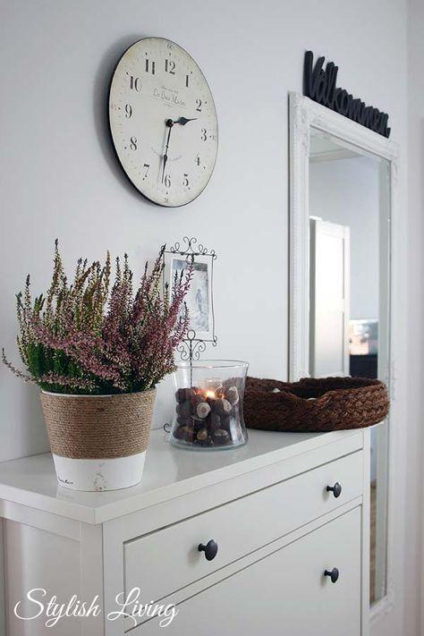 der flur der erste eindruck z hlt wohnideen pinterest hemnes schuhschrank hemnes und. Black Bedroom Furniture Sets. Home Design Ideas