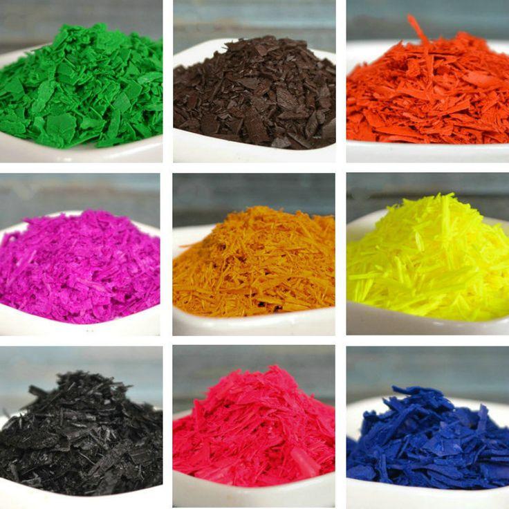 FAI DA TE Fatti A Mano di Cera di Candela Dye Pigmenti Aromaterapia Natura Vetetable Candela di Cera Di Soia Colorato Dye Colorare Materiale 100g