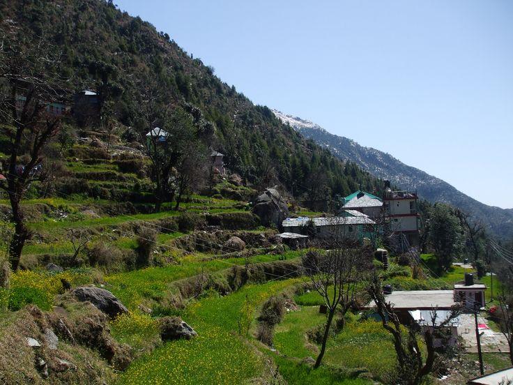 Upper Bhagsu