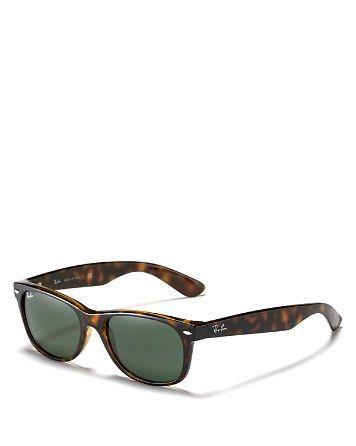 Ray-Ban New Wayfarer Sunglasses | Bloomingdale's