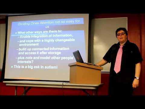 Dr Wendy Lawson Lecture Part 4 - YouTube