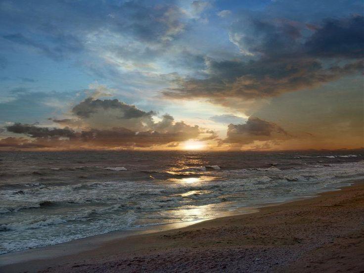 oil paintings images landscapes | Landscape Oil Painting, Good morning sunshine, Sunrise Oil paintings ...
