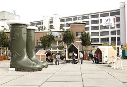The  Dutch Design Week in Eindhoven, Holland.  http://www.thefacedesign.com/