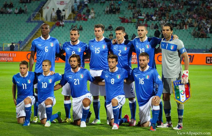 Italy World Cup Squad 2014 | Football HD Wallpapers