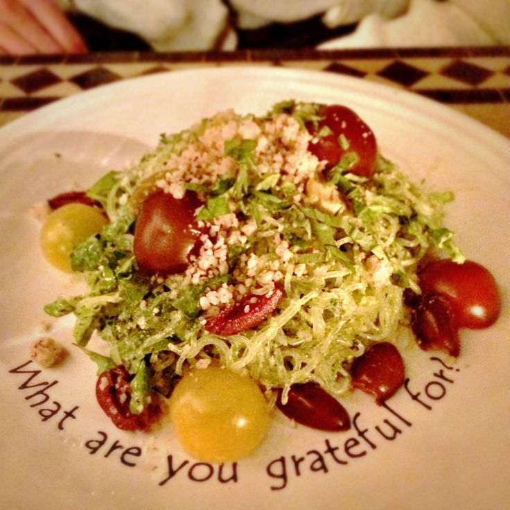 Angeles, California Kelp noodle pasta with heirloom cherry tomatoes ...