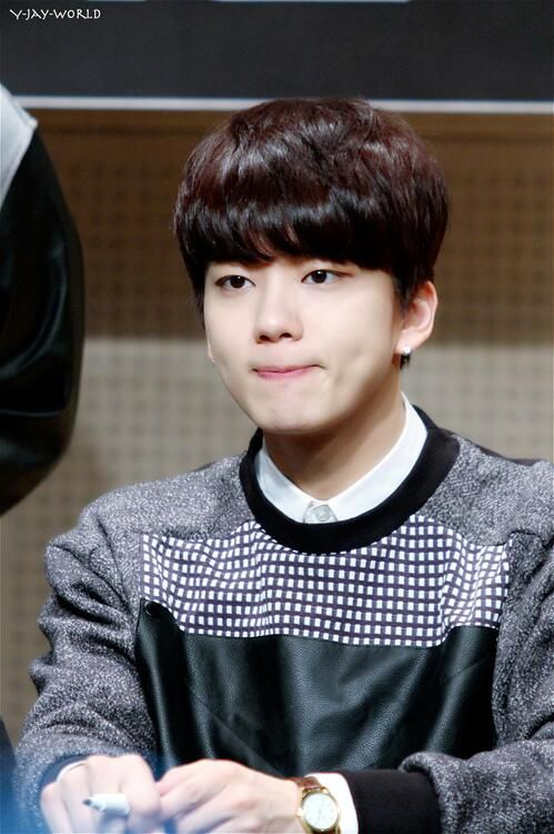 140323 Youngjae - 'First Sensibility' Yongin fansign