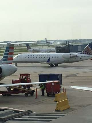 Nigerian Breaking News now, Global News on NigerianNow.com: In chicago, american airline explode in airport