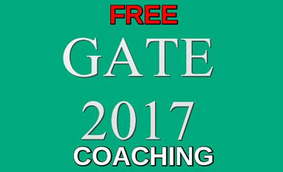 GATE is regarded as the benchmark test for engineering and science aptitude in facilitating admissions for higher education (M.Tech./Ph.D.) in IITs, IISc and various other reputed Institutes/ Universities/ Laboratories in India. Some new changes are introduced and will apply for Gate 2017 app. The candidate can now also use online calculator. The GATE syllabus has been revised and updated. Provision of Gate Exam answer key is now available. visit: http://gateacademy.co.in/