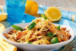 - Pasta und Diät schließen sich aus? Ganz sicher nicht! Es gibt viele Nudelgerichte mit wenig Kalorien. Wir stellen Ihnen 15 Rezeptideen mit maximal 400 kcal vor.