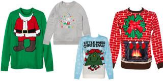 Christmas Jumpers 2014: the best novelty knits for Christmas