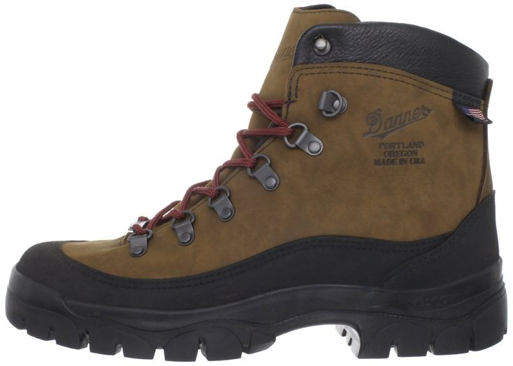 "Amazon.com | Danner Men's Crater Rim 6"" GTX Hiking Boot 