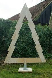 kerstboom maken van hout - Google-Suche