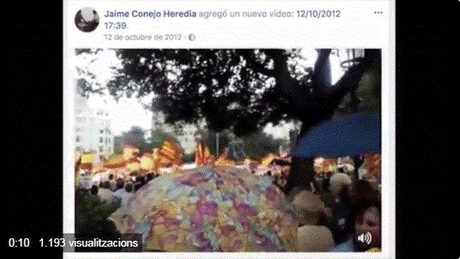 El nou jutge que investiga l'1-O elimina el seu perfil de Facebook ple de referències espanyolistes -   El jutge Jaime Conejo Heredia, que substitueix el titular del jutjat número 13, Juan Antonio Ramírez Sunyer, de baixa des d'aquest dimecres, ha eliminat el seu perfil de Facebook, que estava ple de referències espanyolistes. Algunes persones, però, han pogut fer captures de pantalla aba... - https://soc-catala.com/el-nou-jutge-que-investiga-l1-o-elimina-el-s