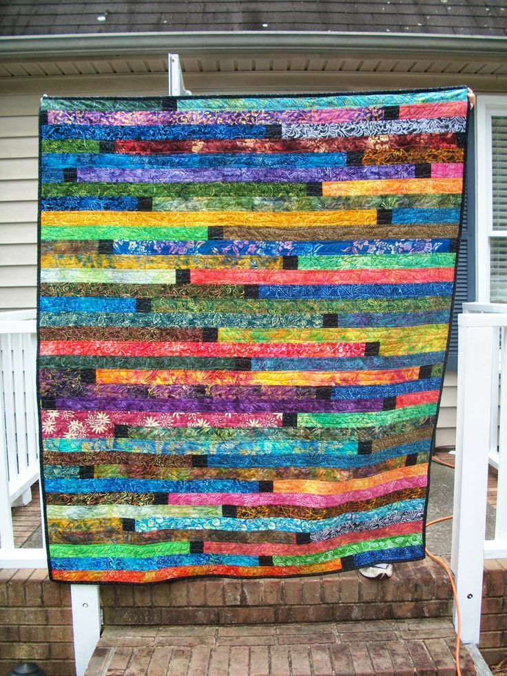 Quilt Pattern Jelly Roll Race : Best 25+ Batik quilts ideas only on Pinterest Stained glass quilt, Jelly roll sewing and ...