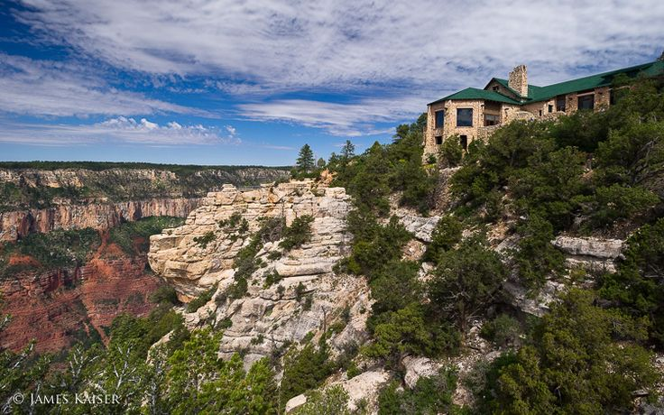 List of the best Grand Canyon North Rim hotels. Budget hotels, B&Bs, luxury options. Find great lodging and accommodations in Grand Canyon National Park.