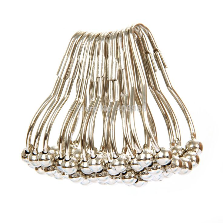 Find More Curtain Poles, Tracks & Accessories Information about Set Of 12 Polished Satin Nickel Shower Curtain Rings Curtain Hooks ,High Quality curtains uk,China curtain belt Suppliers, Cheap curtains orange from LT Milliongadgets Shop on Aliexpress.com