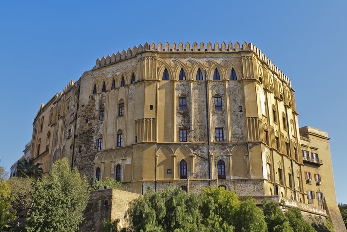 The Normans' Royal Palace #Palermo