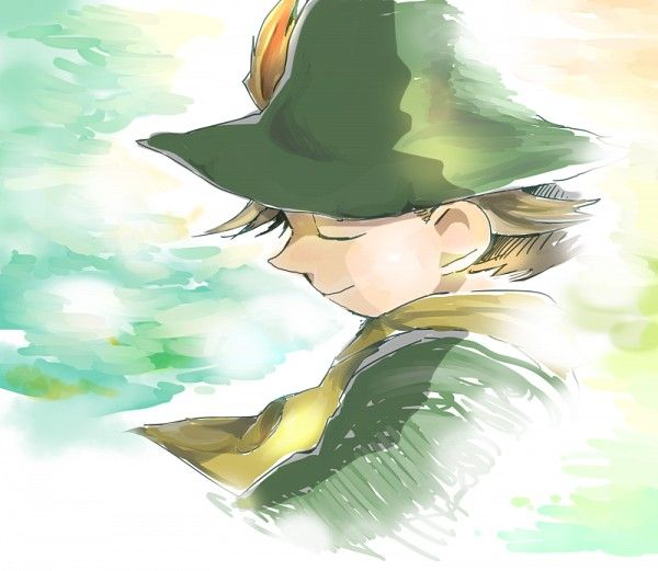 Snufkin's name in my language is Nuuskamuikkunen and the name is just..you dont want to know the words in the name, you just dont..