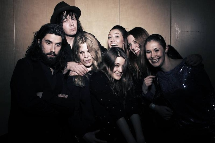 More shots from our party in Stockholm with Icona Pop and Caviare Days. Fun!