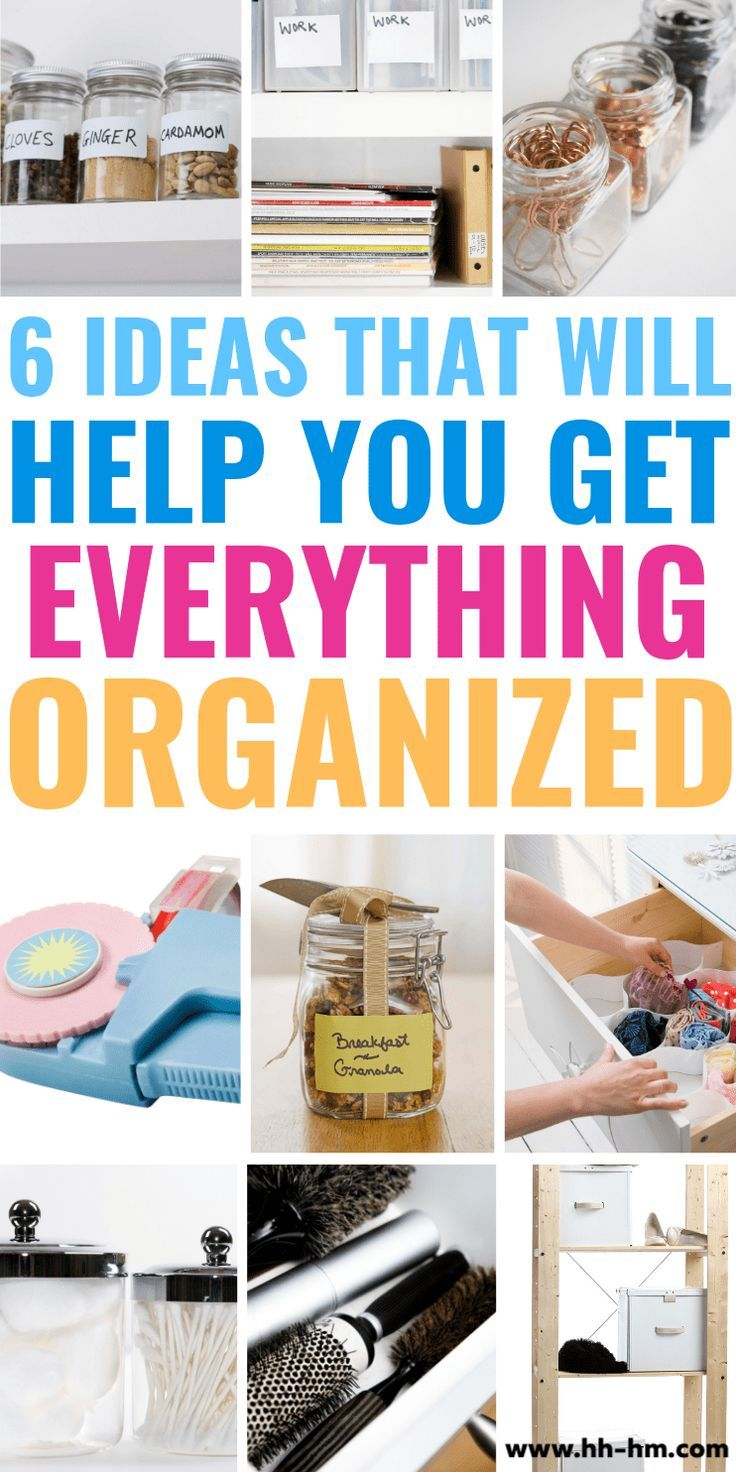 6 Home Organizing Tips For Beginners Her Highness Hungry Me Home Organization Hacks Getting Organized At Home Home Organization